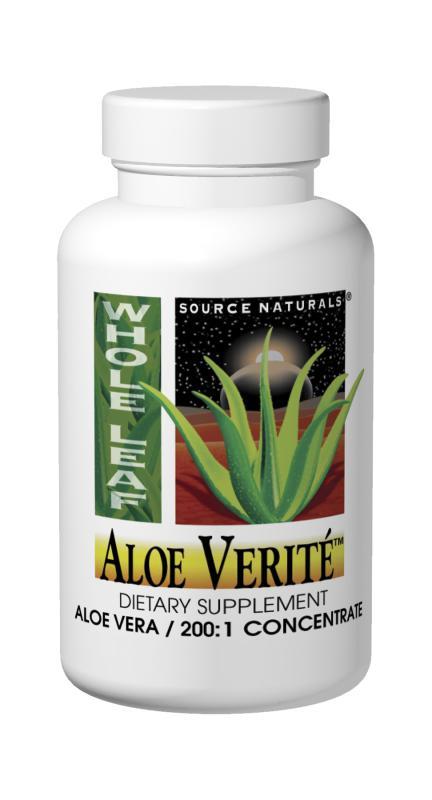 Aloe Verite™ bottleshot