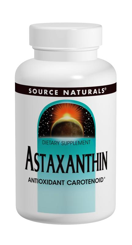 Astaxanthin bottleshot