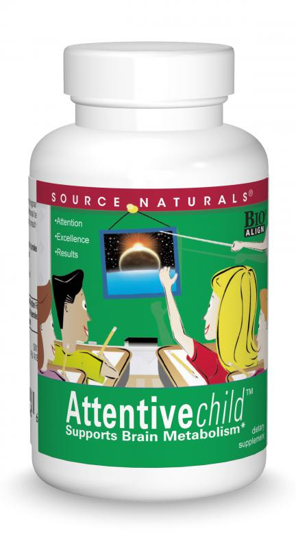 Attentive Child™ bottleshot