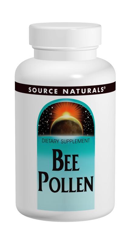 Bee Pollen bottleshot