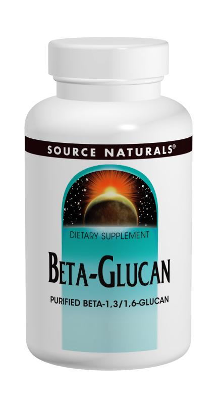 Beta-Glucan bottleshot