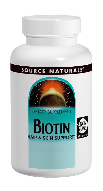 Biotin bottleshot