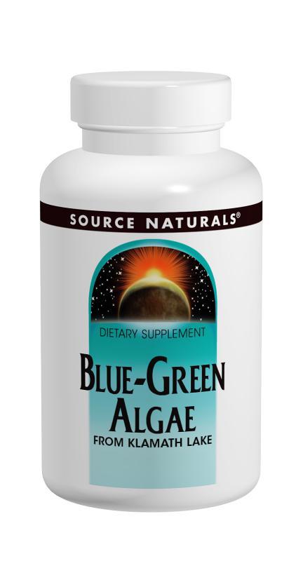 Blue-Green Algae bottleshot