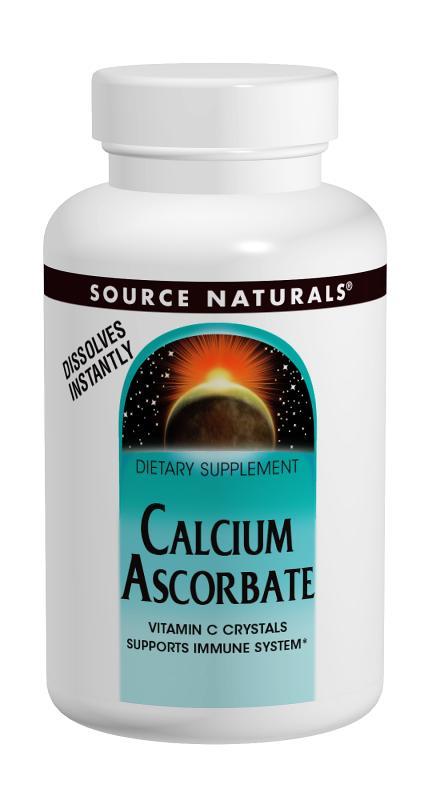 Calcium Ascorbate bottleshot