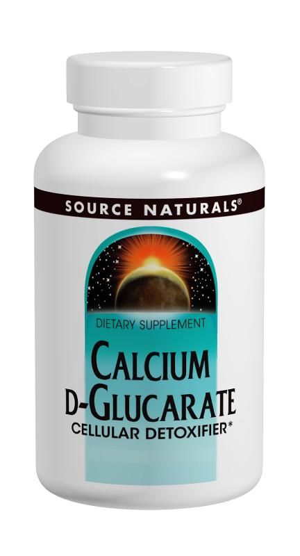 Calcium D-Glucarate bottleshot