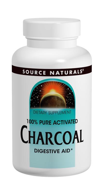 Charcoal bottleshot