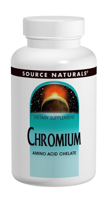 Chromium bottleshot