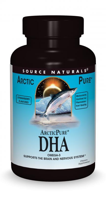 ArcticPure<span class='superscript'>®</span> DHA Omega-3 bottleshot