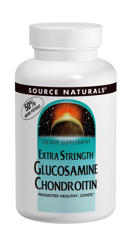 Glucosamine Chondroitin, Extra Strength bottleshot