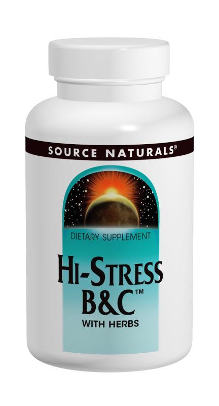 Hi-Stress B&C™ bottleshot