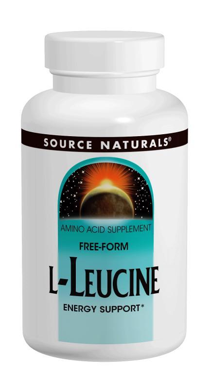 L-Leucine bottleshot