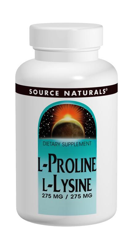 Proline & Lysine bottleshot