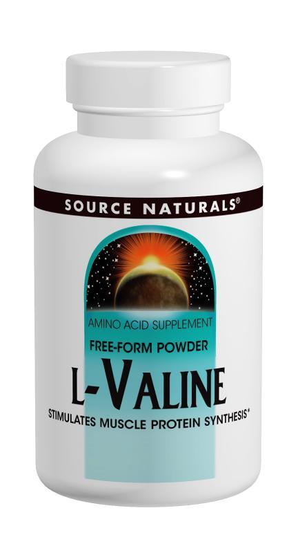 L-Valine bottleshot