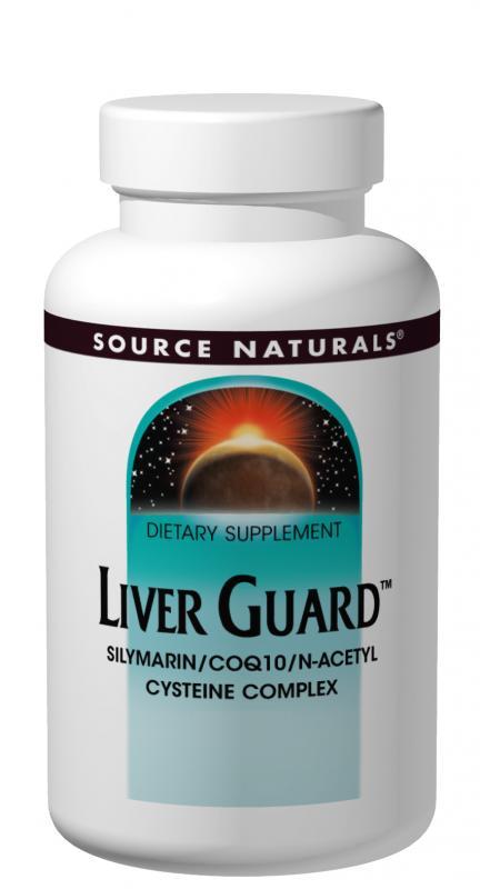 Liver Guard™ bottleshot