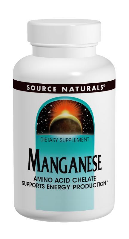 Manganese bottleshot