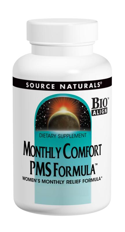 Monthly Comfort PMS Formula™ bottleshot
