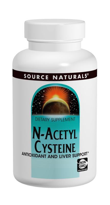 N-Acetyl Cysteine bottleshot
