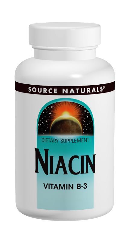 Niacin bottleshot