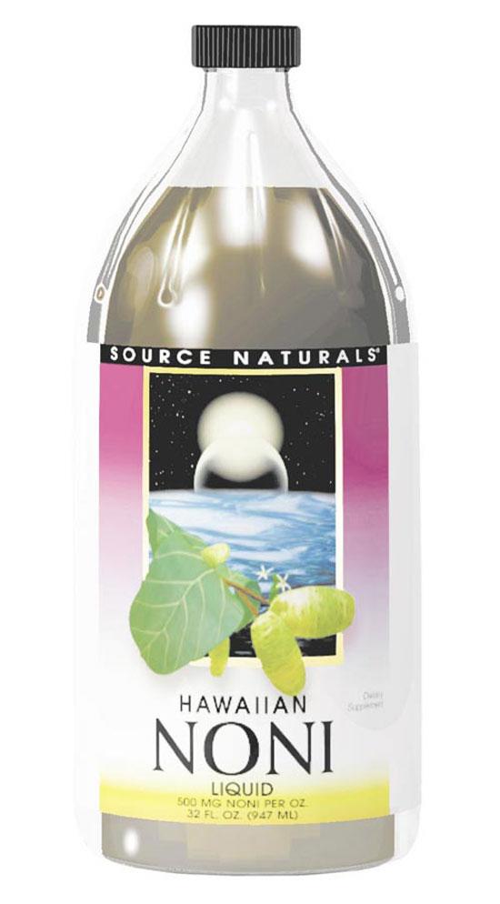Hawaiian Noni bottleshot