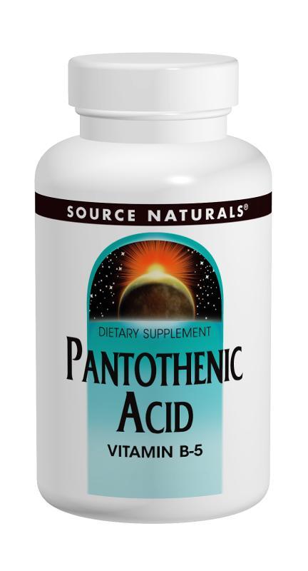 Pantothenic Acid bottleshot