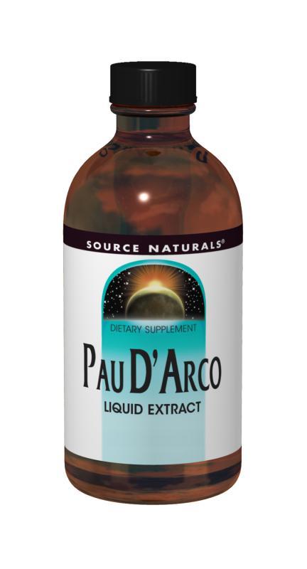 Pau D'Arco bottleshot
