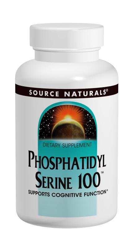Phosphatidyl Serine 100™ bottleshot