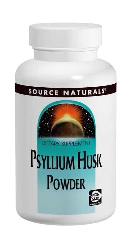 Psyllium Husk Powder bottleshot