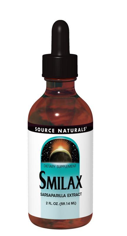 Smilax bottleshot
