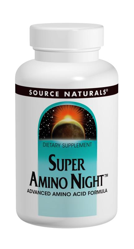 Super Amino Night™ bottleshot