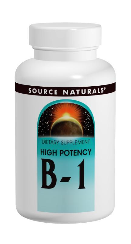 B-1, High Potency bottleshot