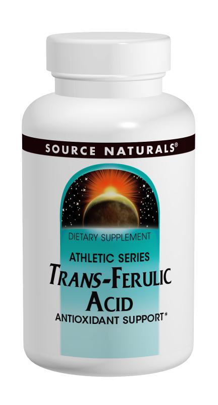 Trans-Ferulic Acid bottleshot