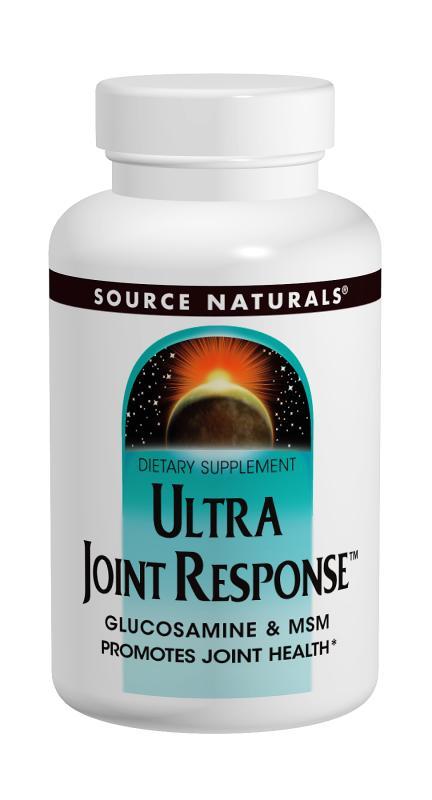 Ultra Joint Response™ bottleshot
