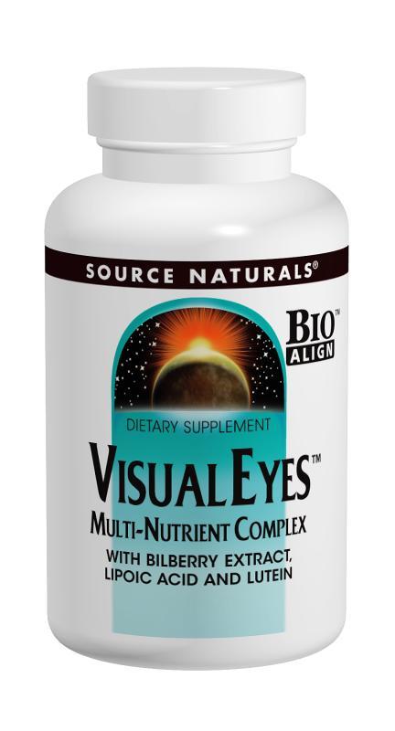 Visual Eyes™ bottleshot