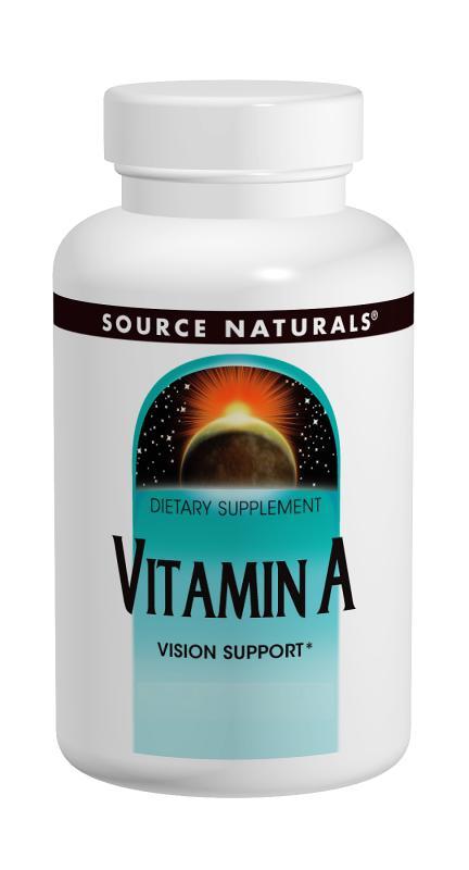 Vitamin A bottleshot