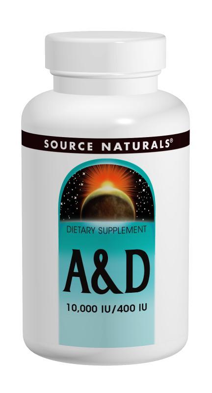 A & D bottleshot