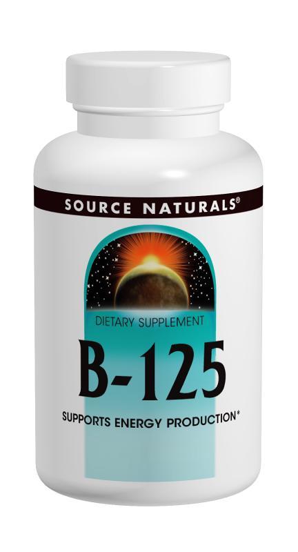 B-125 bottleshot