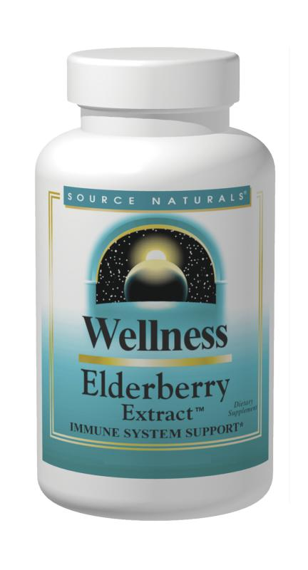 Wellness Elderberry Extract™ bottleshot