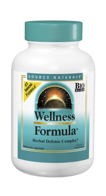 Wellness Formula<span class='superscript'>®</span> bottleshot