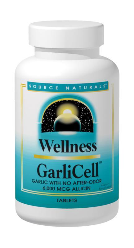 Wellness GarliCell™ bottleshot