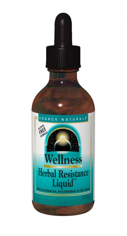 Wellness Herbal Resistance™ Liquid bottleshot
