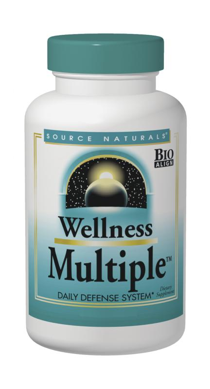 Wellness Multiple™ bottleshot