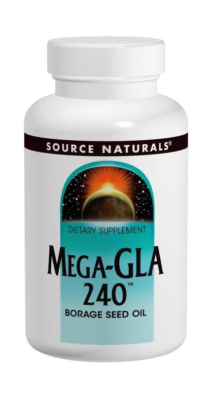 Mega-GLA 240™ bottleshot