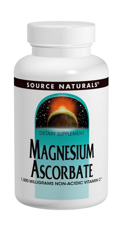 Magnesium Ascorbate bottleshot
