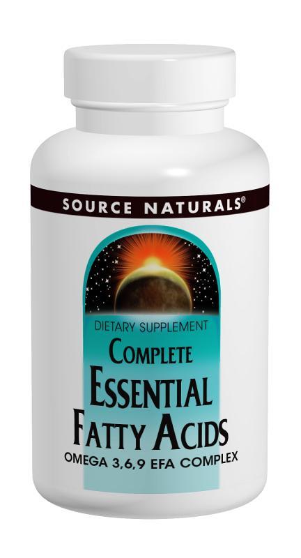 Complete Essential Fatty Acids bottleshot