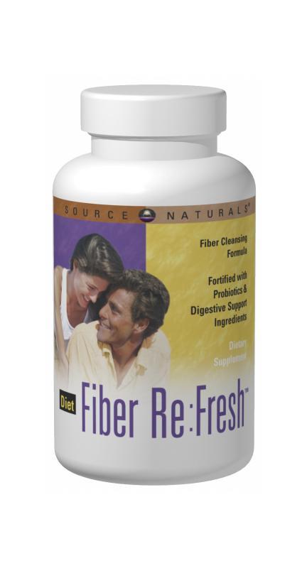 Diet Fiber Re:Fresh™ bottleshot