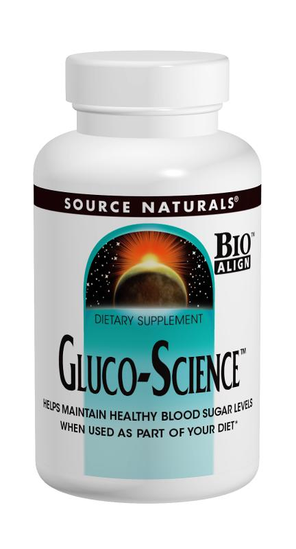 Gluco-Science™ bottleshot