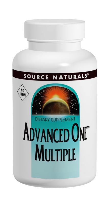 Advanced One™ Multiple (No Iron) bottleshot