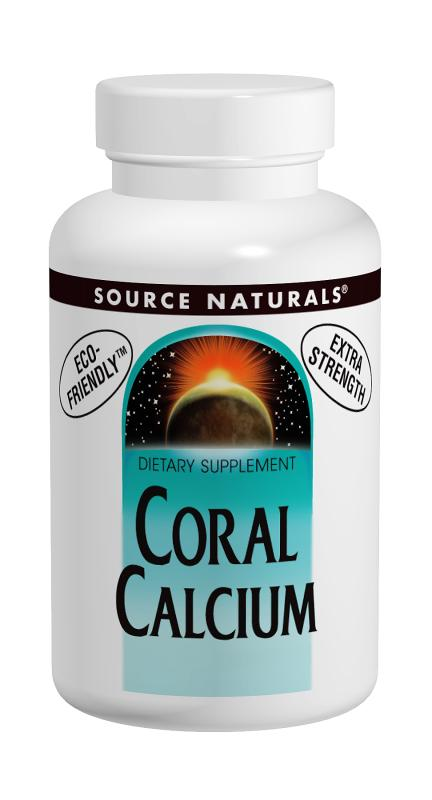 Coral Calcium bottleshot
