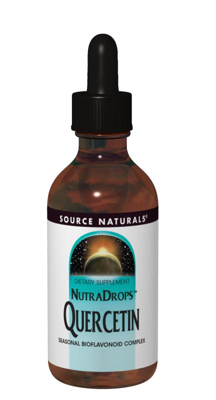 Quercetin, NutraDrops™ bottleshot
