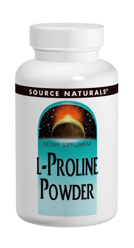 L-Proline Powder bottleshot